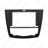 Picture of Car 9 Inch Audio Face Plate Fascia Frame For Renault Kadjar 2Din Big Screen Radio Stereo Panel Dash Mount Frame Kit