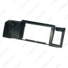 """Picture of Car Audio Fascia Frame Adapter For Geely Yuanjing 06-13 9"""" Big Screen 2DIN Dash Fitting Panel Frame Kit"""
