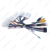 Picture of Car 16pin Android Wire Harness Power Cable With Canbus For Toyota RAV4/C-HR/Highlander/Levin/Corolla/Camry/Reiz